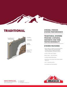 Stucco Product Brochures | Imasco Minerals Inc